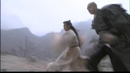 天龙八部:三大高手于万军之中轻易擒拿大辽国君