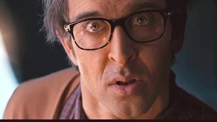 印度科幻电影 印度超人3精彩片段 非常的精彩。