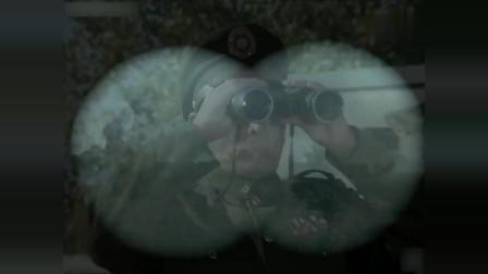 老电影《解放石家庄》片头场面非常壮观,值得一看!