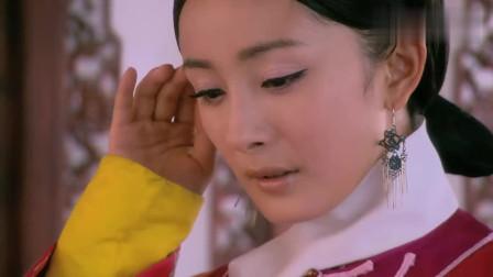 穿越女告诉良妃一句杀手锏,假晴川一句话,良妃变卦了,杨幂说了什么?