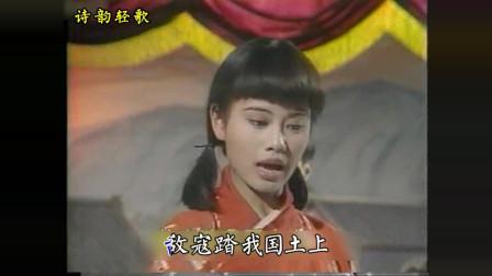 陈松伶版(天涯歌女)插曲(民族之光)