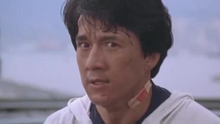 红番区:龙叔这惊天一跳吓傻了老外,从此在好莱坞站稳脚跟