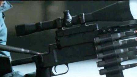 狙击手用M82狙杀恐怖组织 防弹衣如纸糊的一样 根本抵挡不住