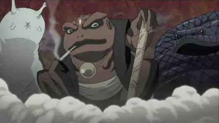 火影忍者OL忍界大战,浪鸣蛤蟆短刀斩!