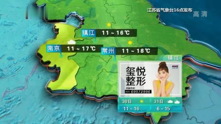 20190329江苏时刻气象站 江苏时空气象站 20190329 高清版