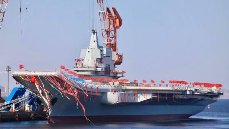 中国造航母速度最快?这国航母9个月成型,比中国还要快!