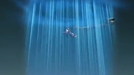 机械云龙神秘莫测!救走巨型超星神,最后消失在天空中!