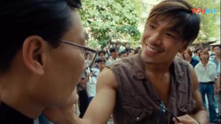 """《古惑仔3之只手遮天》霸气牧师带着""""小弟""""罩着陈浩南"""