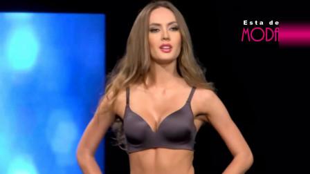 Leonisa 巴黎时装周全新内衣发布会走秀,多肉的小姐姐这样穿很惊艳!