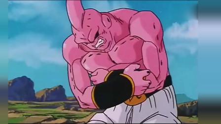 孙悟饭最高光时刻,神饭吊打魔人布欧,这么强悍的力量比克都吃惊