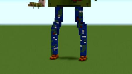 我的世界动画-造丧尸版巴迪挑战-Just Miners
