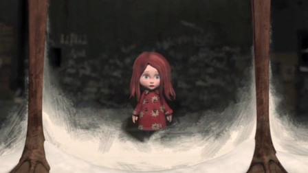 好奇心害死猫,小女孩来到了满是玩偶的房间,发现了跟她长得一样的玩偶