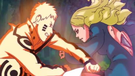 火影忍者——博人传:鸣人连续使用螺旋丸,迪鲁达被打败了!