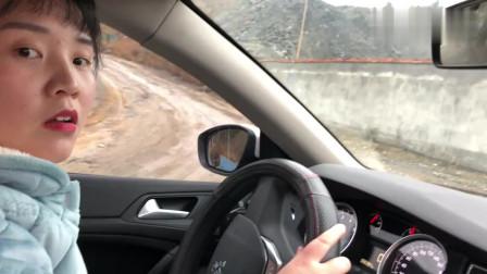 """女司机拿驾照后有多猛,方向盘打的""""六亲不认"""",我算是见识了"""