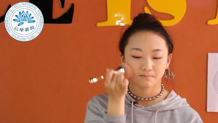 日常底妆教程如何快速学会画底妆