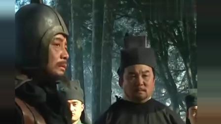 """水浒传:""""再喊就掐死你!""""朝廷的人惹火了武松,差点丢了小命!"""