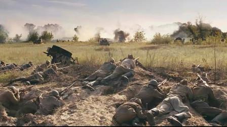 不可多得经典二战片 德军疯狂轰炸苏军阵地生猛残暴猎场面震撼