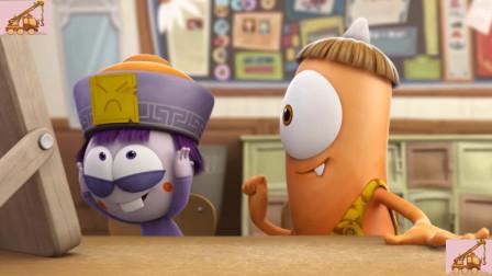 光头小僵尸不能没有帽子! 更加不能没有朋友!游戏