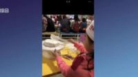 上海早晨 2019 给小朋友做蛋糕用的果酱竟是过期的