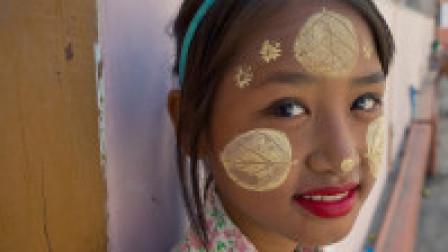 缅甸最特殊的化妆品,当地人用它充当防晒霜,纯天然还能去狐臭!