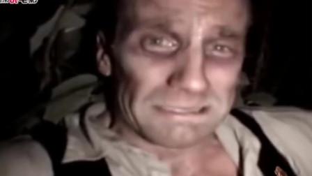 """贝爷的师兄挑战""""荒野求生""""失踪,录像显示他被怪兽拖走了?"""