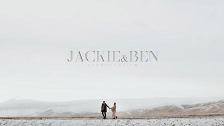 Ben&Jackie若尔盖旅拍