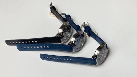 【金子讲表】夏季首选!测评VS新款欧米茄海马300M胶带版腕表