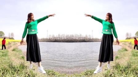 随风飘舞广场舞《不停的赞美》基督教舞蹈原创:井晓玲