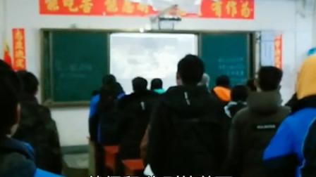 班主任失恋!全班同学献唱一首《体面》,网友:看来是作业布置少了!
