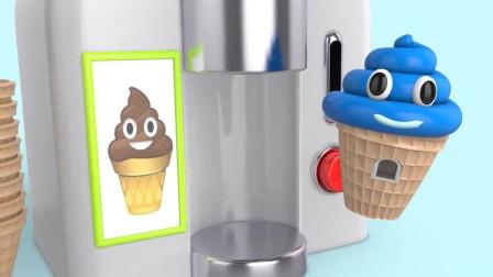 冰淇淋制作与挑选儿童英语少儿英语快乐英语abc