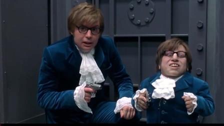 王牌大贱谍3:科幻大片玩出了另类幽默,别瞧不起小矮人
