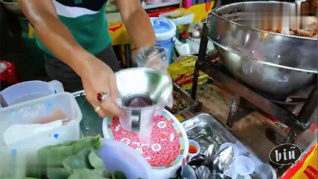 泰国美食:让人看了口水直流的卤肉拼盘,你想吃吗