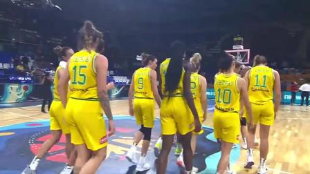 Australia v China-2018.09.28 女篮世界杯1/4决赛 澳大利亚VS中国