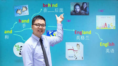背单词技巧 :思维导图英语单词记忆法 让孩子轻松背单词!