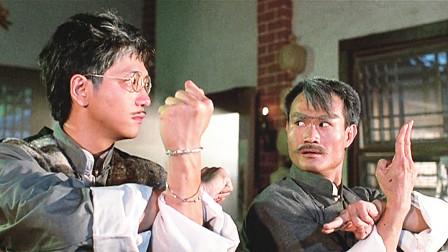 僵尸集体发生变异,林正英和师弟施展茅山法术,对付僵尸