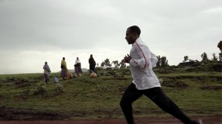NN Running Team  #2  贝克勒的日常路跑训练   埃塞俄比亚风景很美啊   阿姆斯特丹马拉松赛前准备
