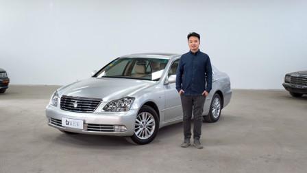 被夸大的情怀还是被低估的杰作?属于东方人的豪华车——丰田12代皇冠-白话汽车
