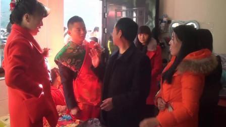 志丹县王旭洋冯买波婚礼实况(二)-白玉安