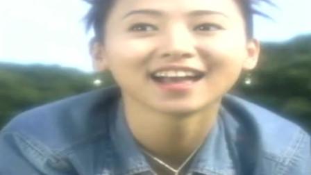 二十多年前女神翁虹,去日本拍戏时的绝版记录
