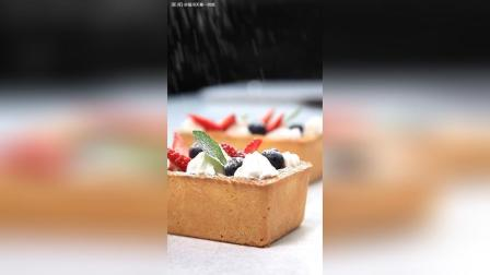 法式甜点制作柠檬派, 好吃又好看