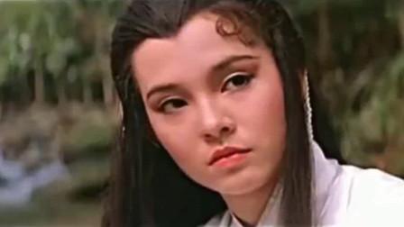 张国荣版杨过与小龙女,粤语插曲《愿能比翼飞》,歌词有诗意