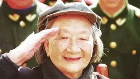 女红军被俘乞讨回娘家嫁人,50年后再见前夫,前夫已经成为副国级