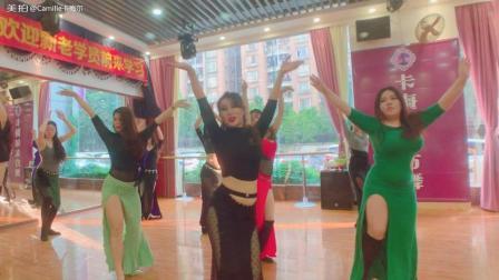 卡梅尔东方舞 广州黄埔专业肚皮舞培训机构