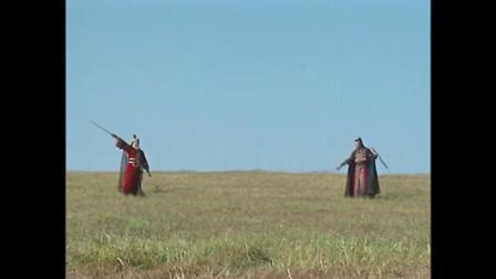 武林两大老剑客生决战,决定谁才是真正的江湖第一剑