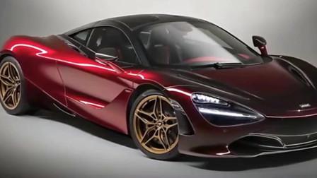 生而高冷 迈凯伦推720S Velocity版-汽车-高清正版视频