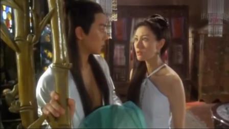 花魁杜十娘:李嘉欣早期经典吻戏,男主艳福不浅