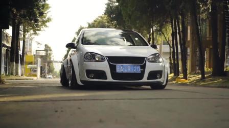 【iAcroTV】Lailai's Volkswagen Golf MK5 Kunming, Yunnan, China