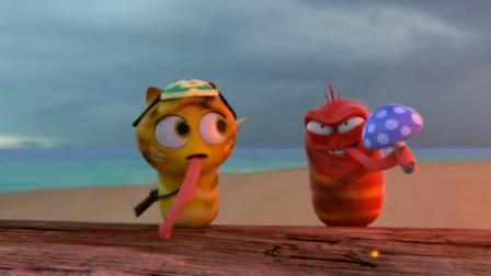 终于逃离出海岛了,芒果却出了幺蛾子,再次回头