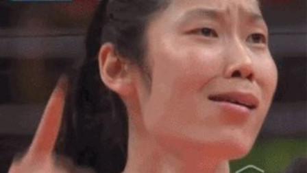 朱婷王之蔑视的表情包是怎么诞生的?我想这个视频会给你答案!