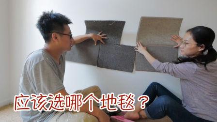 地毯应该选哪个?(新西兰 Harold Vlog 451)